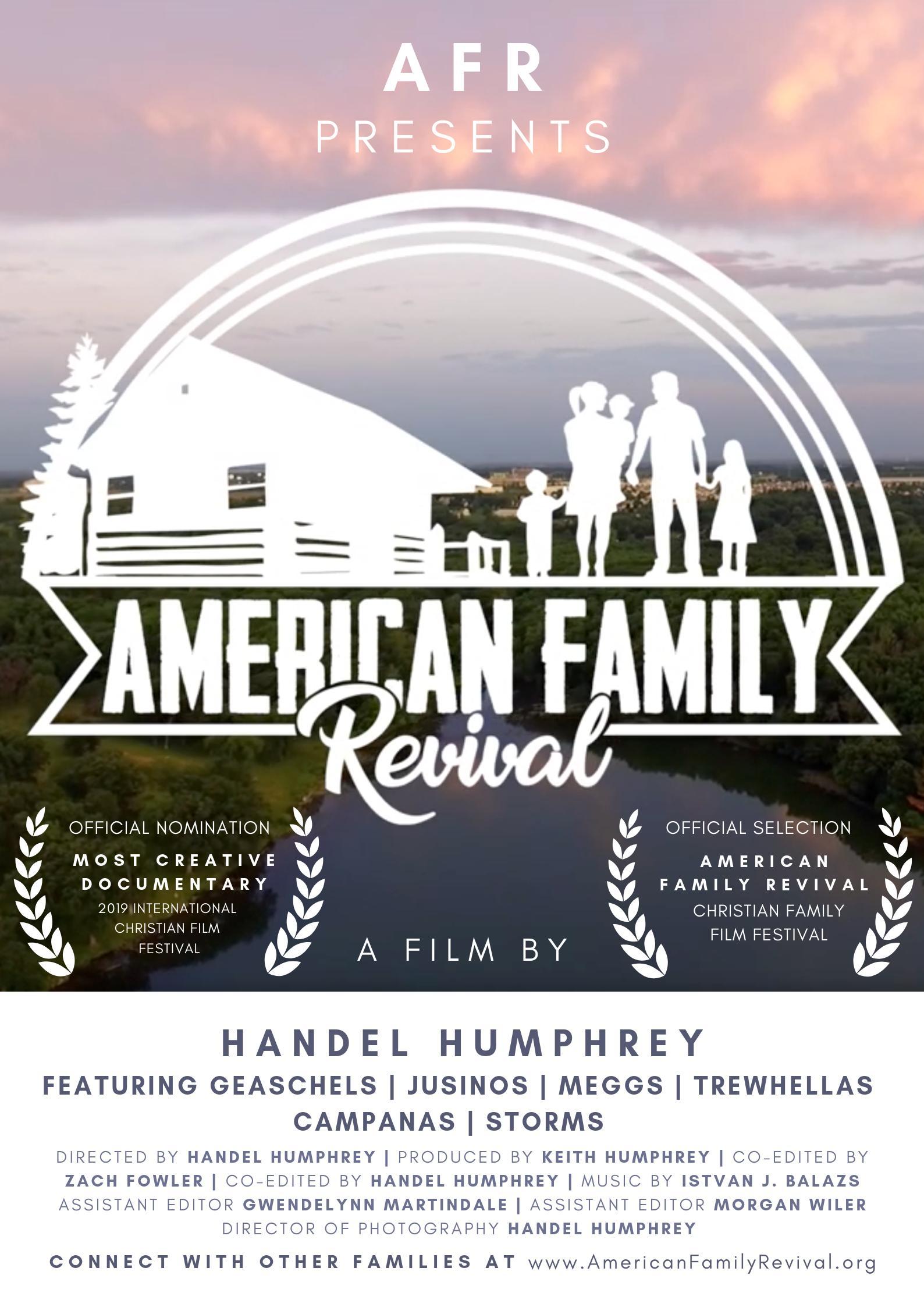 AMERICAN FAMILY REVIVAL