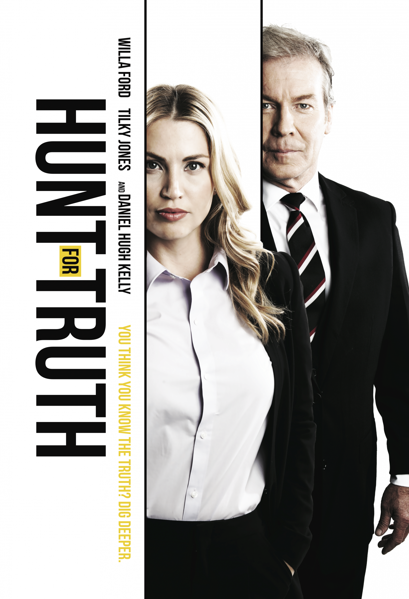 Hunt for Truth poster